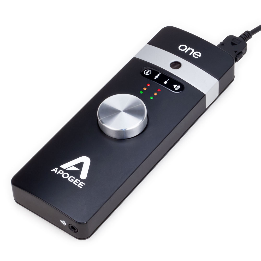 Apogee for iPad/Mac