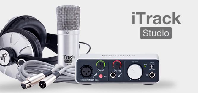 Focusrite iTrack Studio